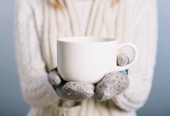 cuidado de los guantes de lana